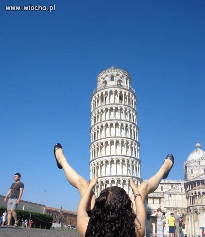 Wieże...