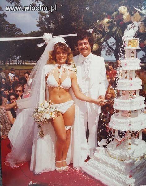 Do ślubu w skromnej sukience