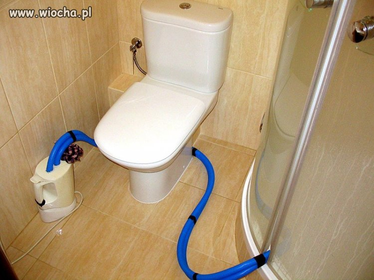 Przepływowy podgrzewacz wody