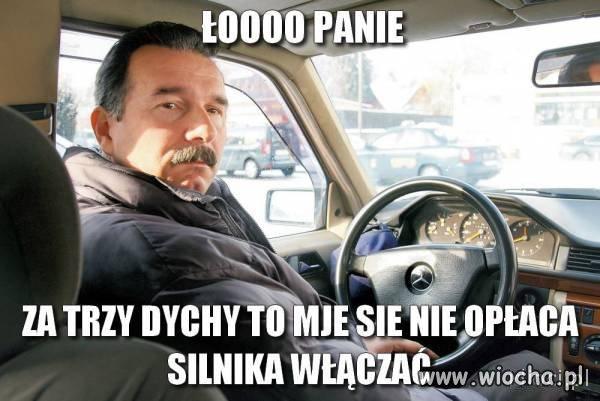 Rychu taxi driver