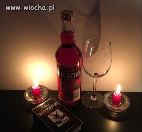 Dobre wino przy dobrej książce to podstawa