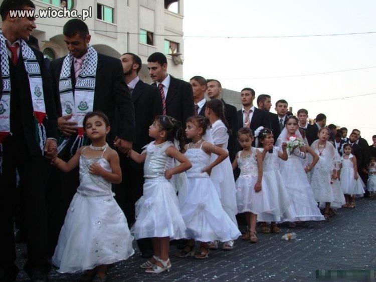 Śluby w islamie.