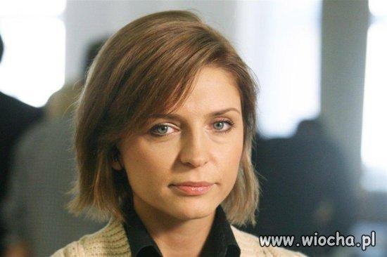 Joanna Mucha szokuje: starsi ludzie to kłopot