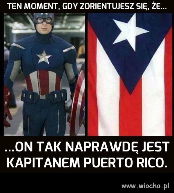 Kapitan Am...eee...