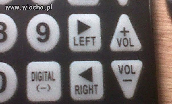 Lewo w prawo, prawo w lewo