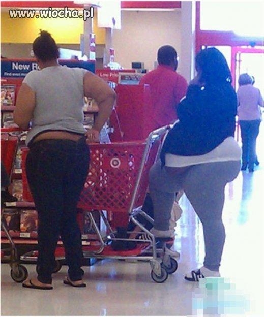 Moda na legginsy...