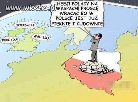 Morawiecki : Rodacy wracajcie!