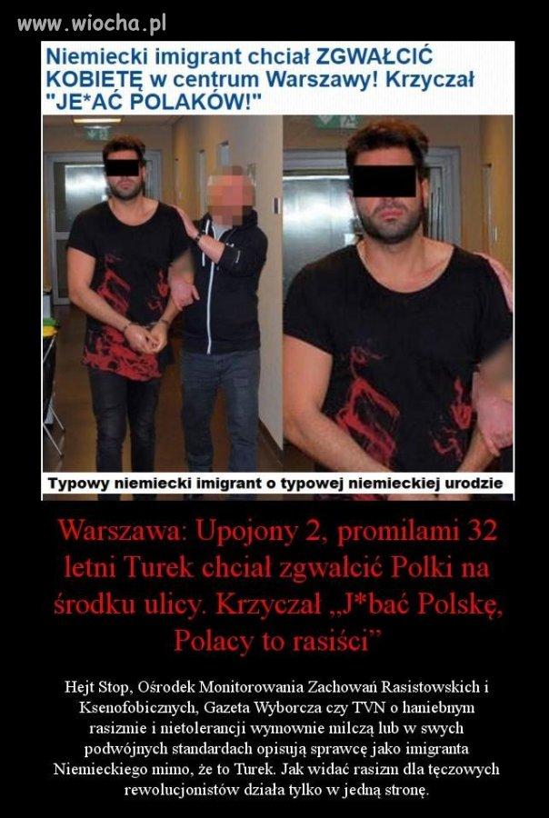 Taka sytuacja. A tak mało ich w Polsce...