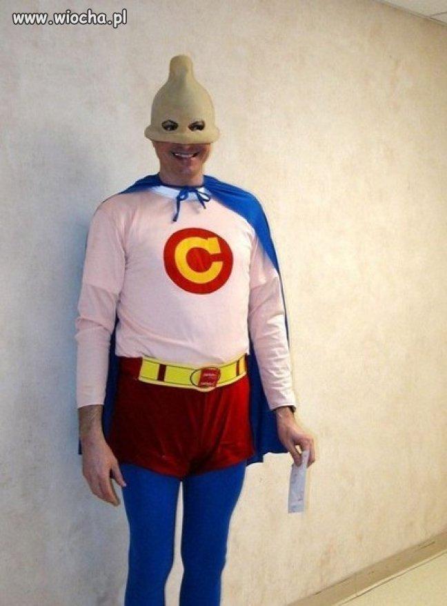 Jestem Super kondon