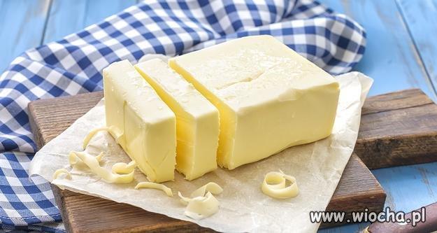 Brakuje masła w supermarketach we Francji