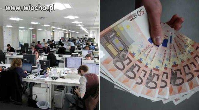 Francja: Urzędnik od 10 lat dostaje wypłatę,