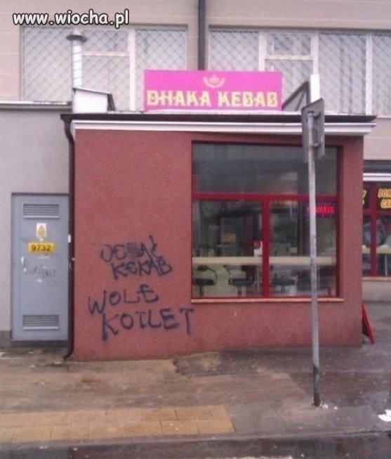 Z nienawiści do kebaba