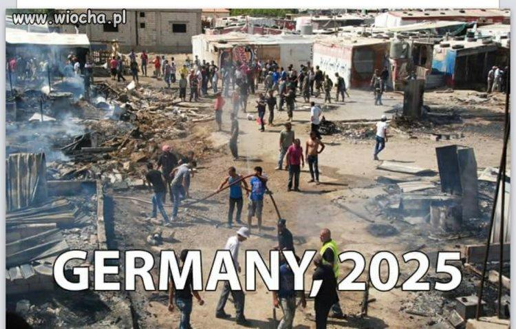 Niemcy rok 2025