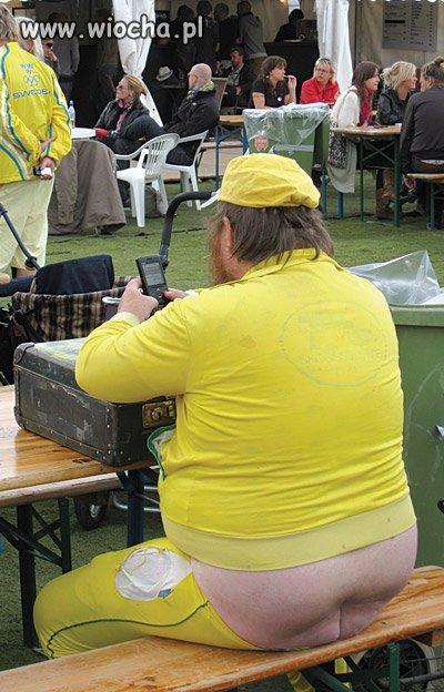 Żółty potwór,