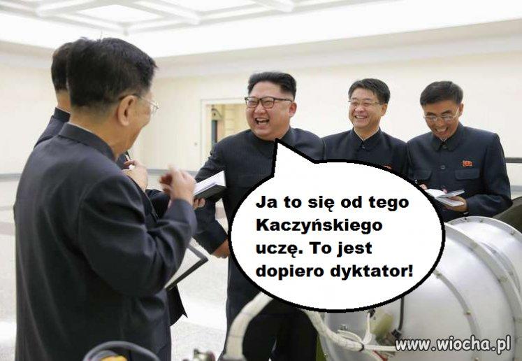 Dyktator jest tylko jeden