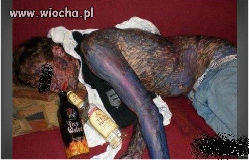 Studenckie życie po imprezie ;)