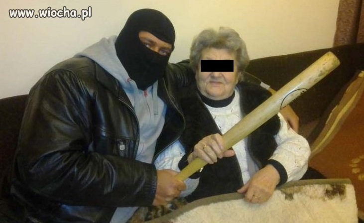 Takie tam z babcią