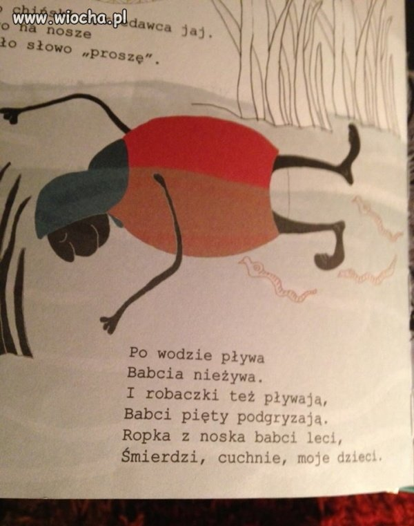 Wierszyki dla dzieci