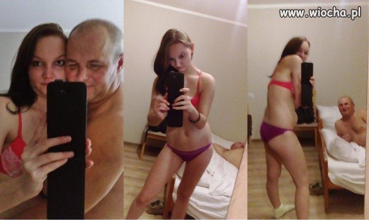 Prawdziwa miło$$$ć - dziadek 58 lat, dziewczyna 23