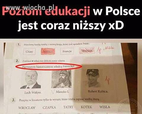 Pierwszym historycznym władcą Polski był