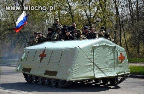 Rosyjski konwój