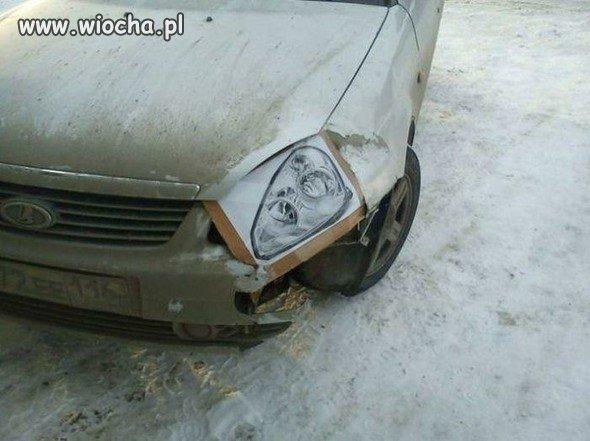 Naprawił mechanik