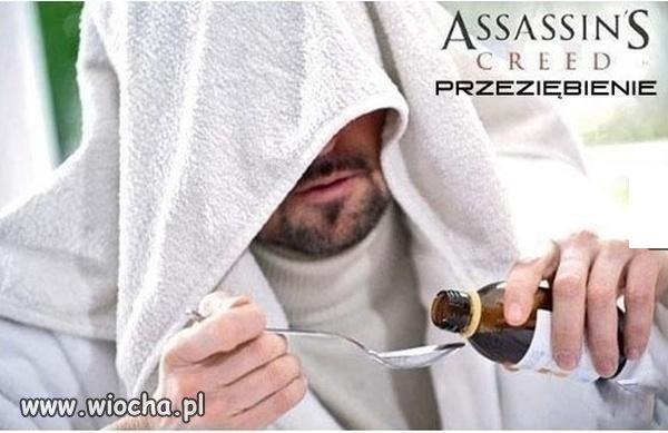 Nowa część Assassins creed