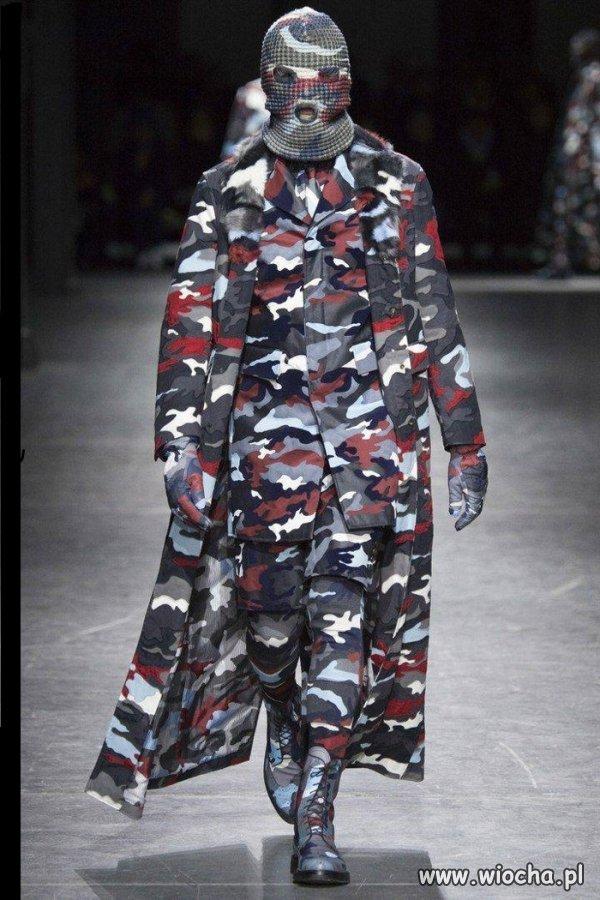 Moda dla terrorystów sezon 2016
