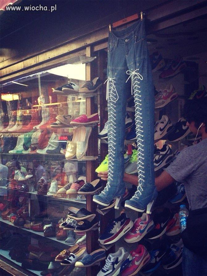 Nareszcie bez dylematu czy buty pasują do spodni
