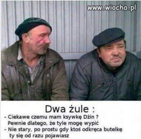 Dwa żule