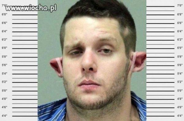 Najdziwniejsze zdjęcia przestępców