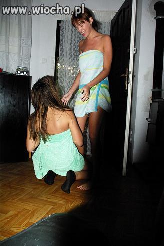 Wstydliwe dziewczyny
