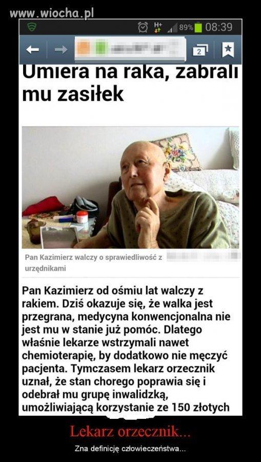 Tak u nas w Polsce się dzieje!