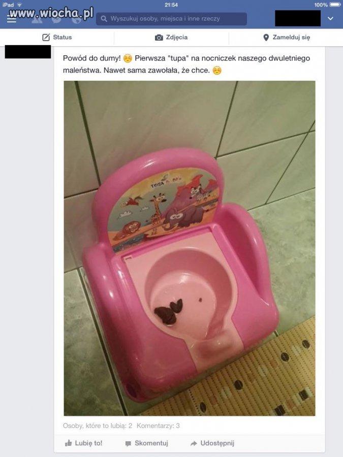 Facebook - już myślałam, że nic mnie nie zdziwi...