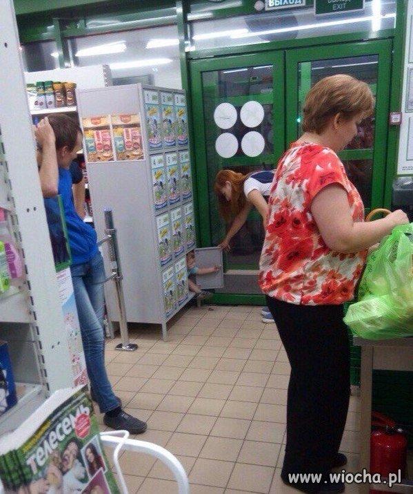 Co zrobić z dzieckiem na zakupach ?