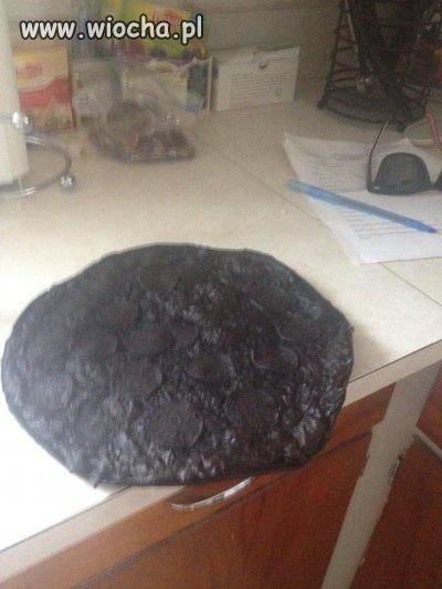 Po 105 minutach meczu pizza gotowa