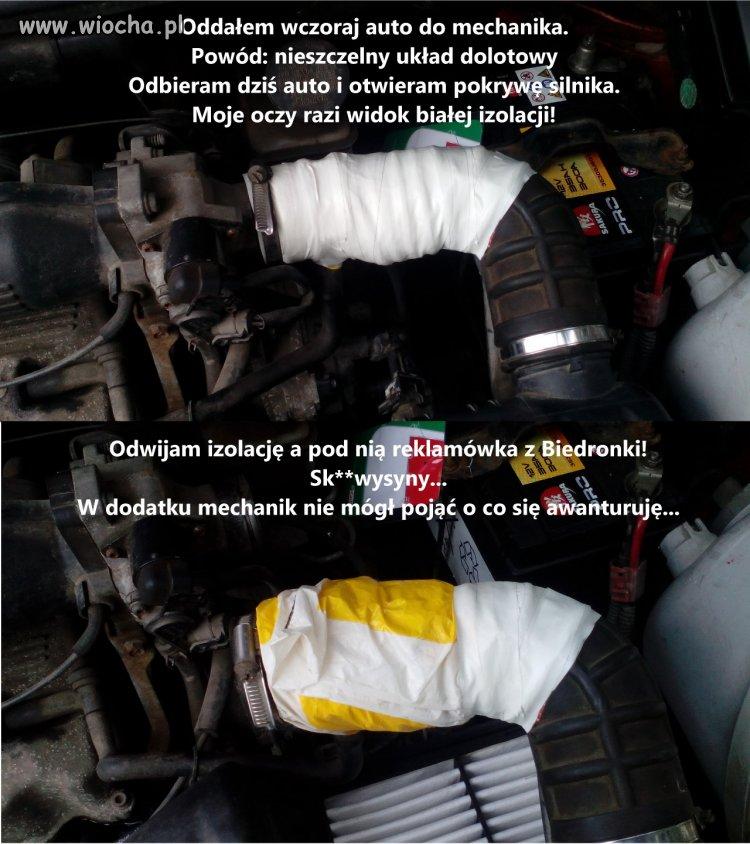 Kreatywność mechaników z Dzierzgonia