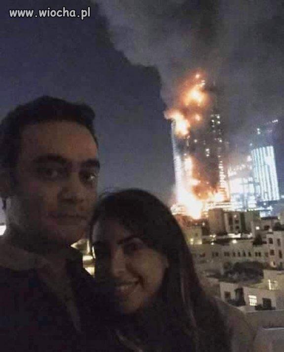 Sylwester w Dubaju.