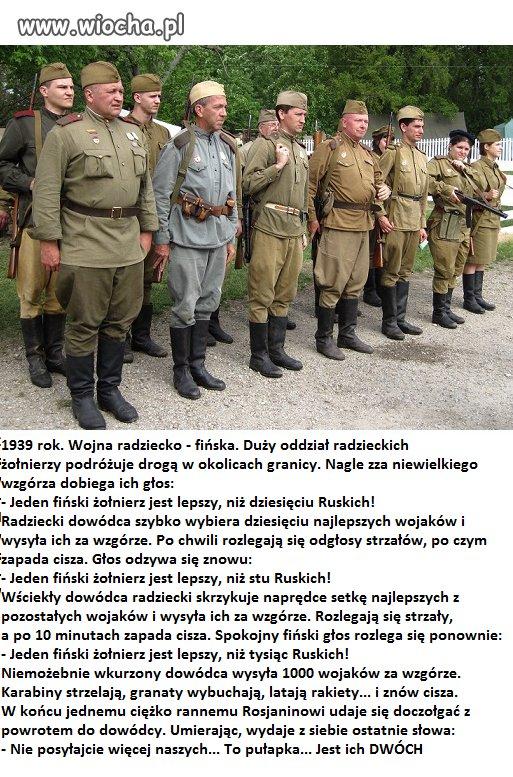Wojna Radziecko-Fińska 1939 r.