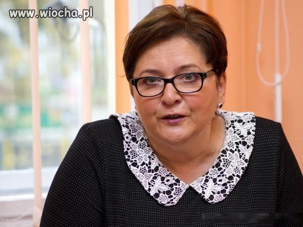 Oto nowa szefowa MSW ... Teresa Piotrowska