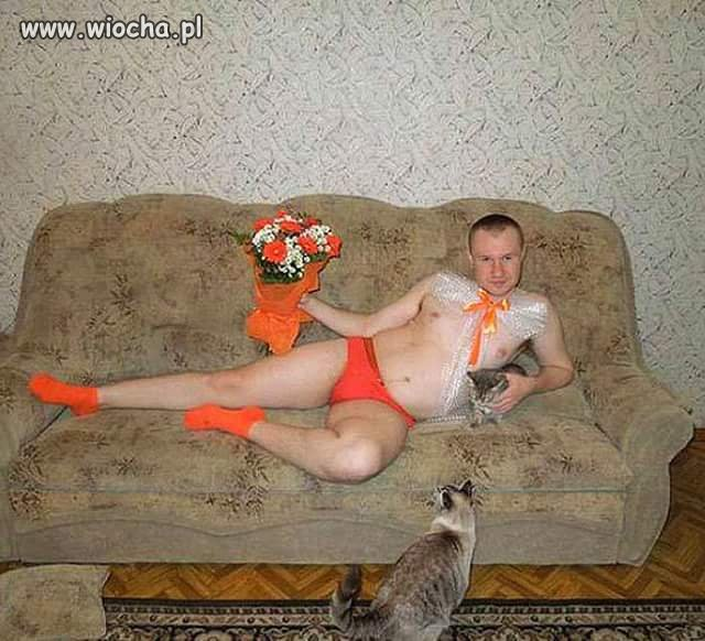Pomarańczowy...