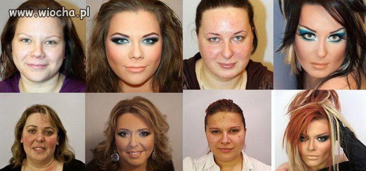 Co potrafi profesjonalny makijaż.