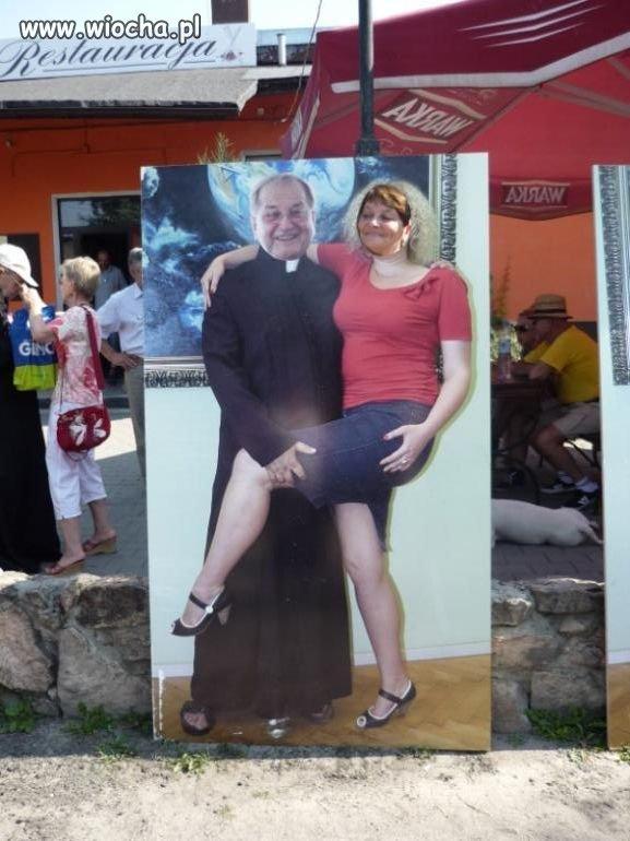 Wiocha to nie zrobić sobie zdjęcia z przyszłym papieżem