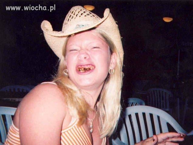 Prosto od dentysty ...