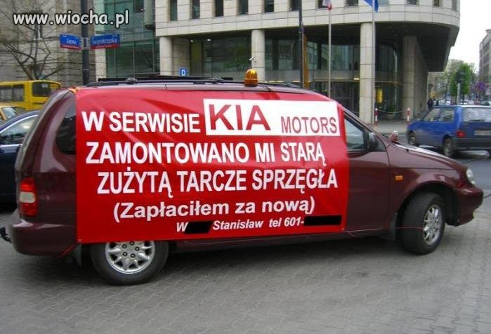 Konkretna reklamacja...