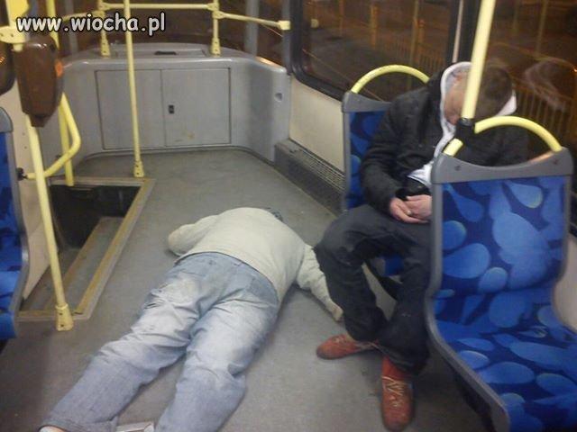 Realia w szczecińskich tramwajach