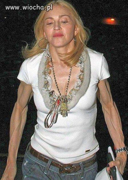 Madonna wzięła sobie słowa Tuska do serca