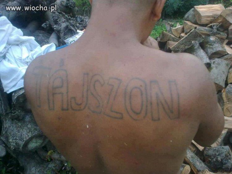 """Fan Tysona...dziara """"fonetyczna"""""""
