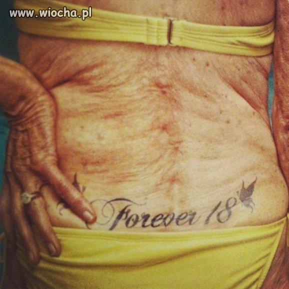 Forever young?