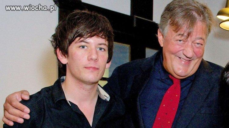 Stephen Fry wziął ślub Z 27-letnim kochankiem